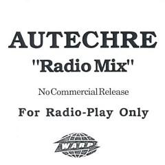 Radio Mix Promo - Autechre