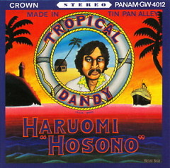 Tropical Dandy - Haruomi Hosono
