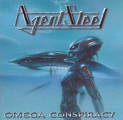 Omega Conspiracy - Agent Steel
