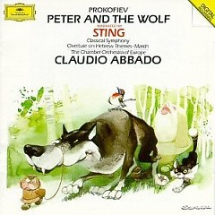 Prokofiev: Peter And The Wolf CD1