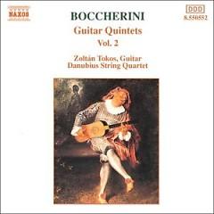 Boccherini - Guitar Quintets, Vol. 2
