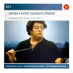 James Levine Conducts Mahler Dics 7