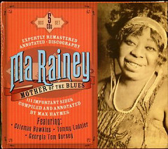 Mother Of The Blues (CD10) - Ma Rainey