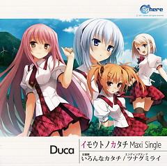 Imouto no Katachi Maxi Single - Duca