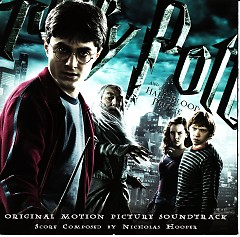 Harry Potter And The Half-Blood Prince OST (CD1) - Nicholas Hooper
