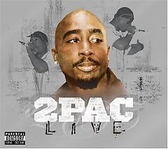 2PAC - Live (CD2)