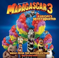 Madagascar 3: Europe's Most Wanted OST
