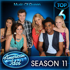 American Idol Season 11 Top 6 - Music Of Queen