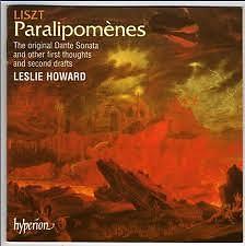 Liszt Complete Music For Solo Piano Vol.51 - Paralipomenes Disc 1