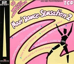 Maxi Dance Sensation 2 (CD2)