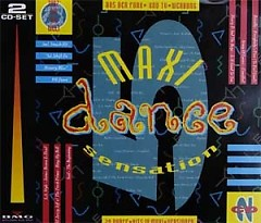 Maxi Dance Sensation 5 (CD1)