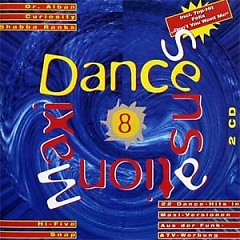 Maxi Dance Sensation 8 (CD1)