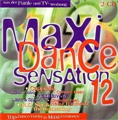 Maxi Dance Sensation 12 (CD1)