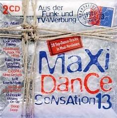 Maxi Dance Sensation 13 (CD1)