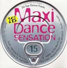 Maxi Dance Sensation 15 (CD1)