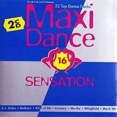 Maxi Dance Sensation 16 (CD1)