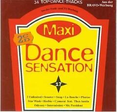 Maxi Dance Sensation 17 (CD1)