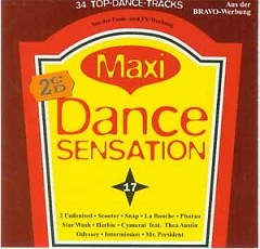 Maxi Dance Sensation 17 (CD2)
