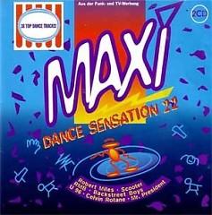 Maxi Dance Sensation 22 (CD1)