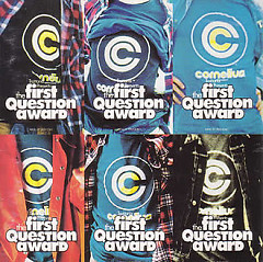 THE FIRST QUESTION AWARD  - Cornelius