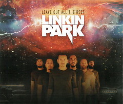 Leave Out All the Rest (UK CD Single)