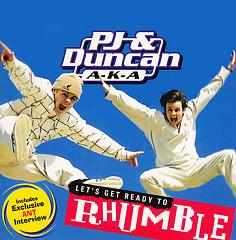 Ant & Dec a.k.a. PJ & Duncan
