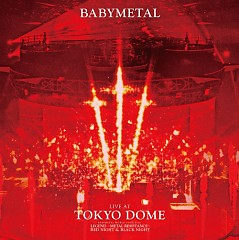 LIVE AT TOKYO DOME LEGEND -METAL RESISTANCE- 9.19 -RED NIGHT- CD2 - BABYMETAL