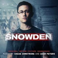 Snowden OST - Craig Armstrong, Adam Peters