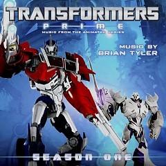 Transformers Prime: Season One OST (Pt.2)