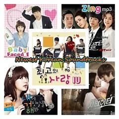 Newest Korean Soundtracks Vol.1 - Various Artists