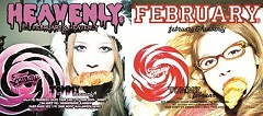 February & Heavenly - Tommy Heavenly6,Tommy February6