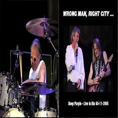 Wrong Man Right City... (Rio De Janeiro Brazil) (CD1)