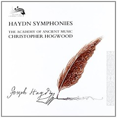 Haydn Symphonies Volume X (CD1) - Christopher Hogwood