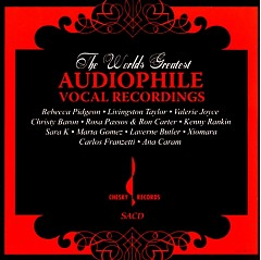 The Worlds Finest Audiophile Vocal Recordings