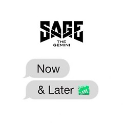 Now And Later (Single) - Sage The Gemini
