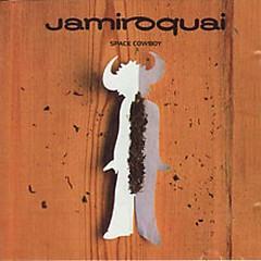 Space Cowboy [European Maxi Release] - Jamiroquai