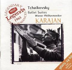 Tchaikovsky Ballet Suites CD 2