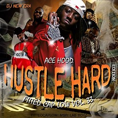 Fitted Cap Low 33 Hustle Hard Edition (CD2)