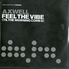 Feel The Vibe (Onesided Bootleg Vinyl)