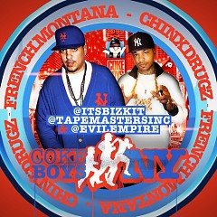 Coke Boys Run NY (CD2) - Chinx Drugz,French Montana