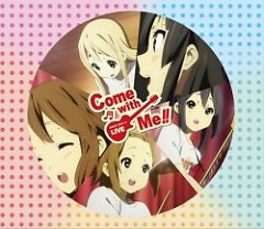 K-On!! Live Event -Come with Me!!- CD1