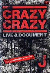 CRAZY CRAZY ~LIVE & DOCUMENT~