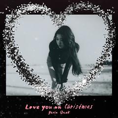 Love You On Christmas (Single) - Yerin Baek