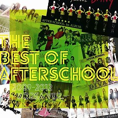 The Best Of After School 2009 – 2012 (Korea Ver.)