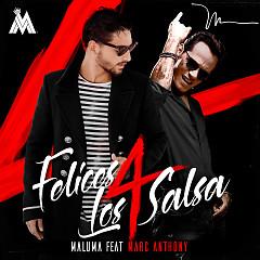Felices Los 4 (Salsa Version) (Single) - Maluma