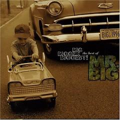 Big, Bigger, Biggest! - The Best Of Mr. Big