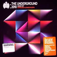 Ministry Of Sound - The Underground (CD1)