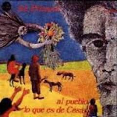 Al Pueblo Lo Que Es Del Cesar