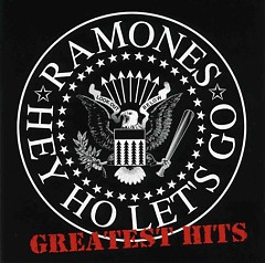 Hey Ho Let's Go Greatest Hits - Ramones