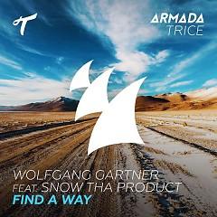 Find A Way (Single) - Wolfgang Gartner
